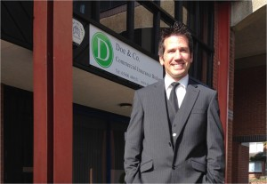 Matt Doe CoverDent Dental Practice Insurance
